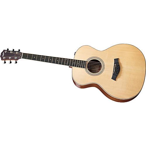 Taylor 2012 GA3e-L Sapele/Spruce Grand Auditorium Left-Handed Acoustic-Electric Guitar