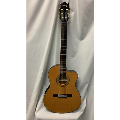 Ibanez 2012 GA5TCE Classical Acoustic Electric Guitar