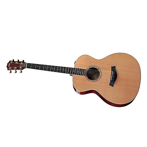 Taylor 2012 GA5e-L Mahogany/Cedar Grand Auditorium Left-Handed Acoustic-Electric Guitar