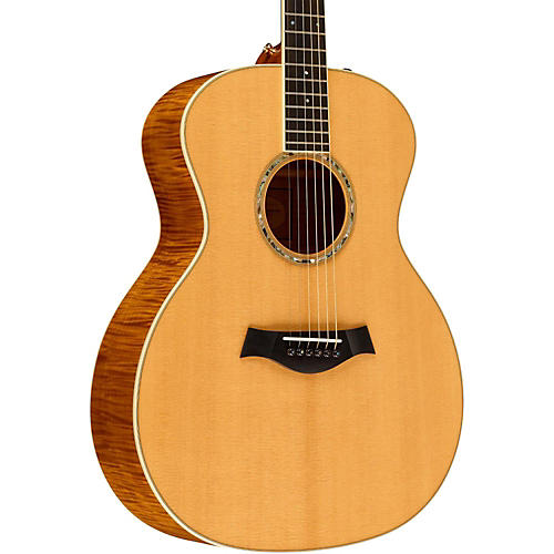 Taylor 2012 GA6e-L Maple/Spruce Grand Auditorium Left-Handed Acoustic-Electric Guitar