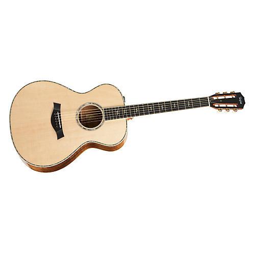 Taylor 2012 GC-KE Koa Series Grand Concert Acoustic-Electric Guitar