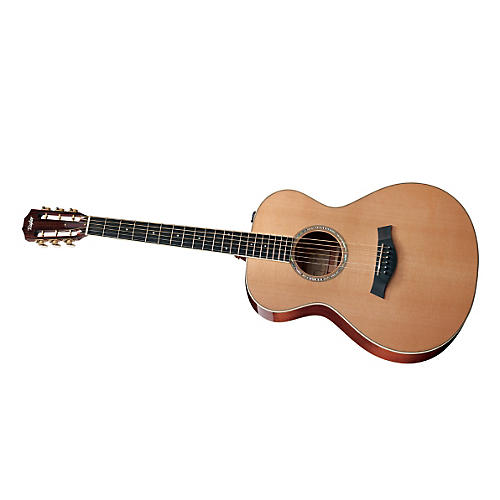 Taylor 2012 GC5e-L Mahogany/Cedar Grand Concert Left-Handed Acoustic-Electric Guitar