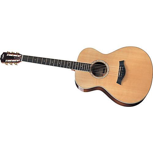 Taylor 2012 GC7-L Rosewood/Cedar Grand Concert Left-Handed Acoustic Guitar