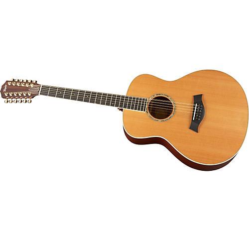Taylor 2012 GS5-12-L Mahogany/Cedar Grand Symphony 12-String Left-Handed Acoustic Guitar