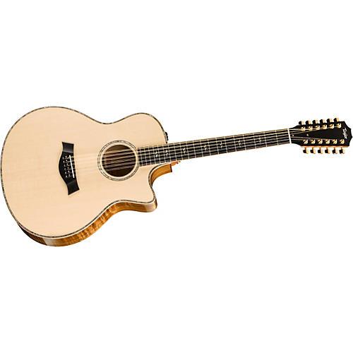 Taylor 2012 K56ce-L Koa/Spruce Grand Symphony 12 String Left-Handed Acoustic-Electric Guitar