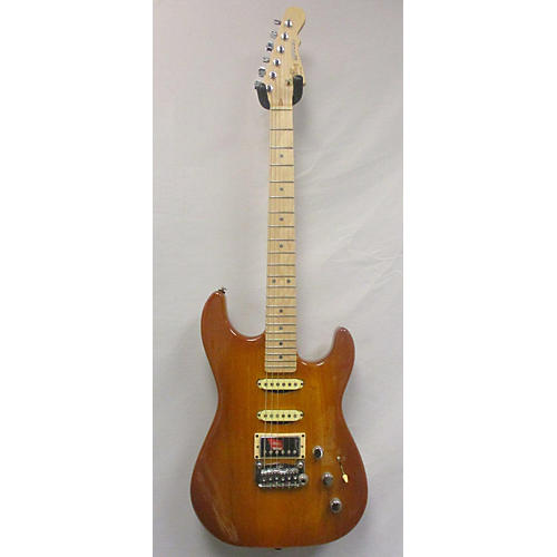 G&L 2012 Legacy Deluxe Custom Solid Body Electric Guitar Natural