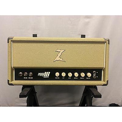 Dr Z 2012 Maz 18 Jr NR 18W Tube Guitar Amp Head