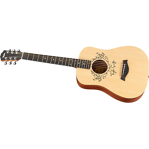 Taylor 2012 Taylor Swift Baby Taylor 3/4 Size Left-Handed Acoustic Guitar