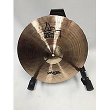 Paiste 2013 14in Alpha Sound Edge Hi Hat Pair Cymbal