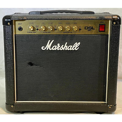 Marshall 2013 DSL5C 5W 1x10 Tube Guitar Combo Amp