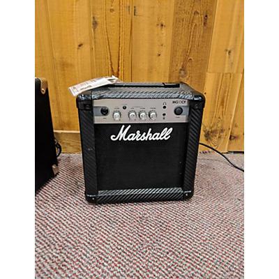 Marshall 2013 MG10CF Guitar Combo Amp