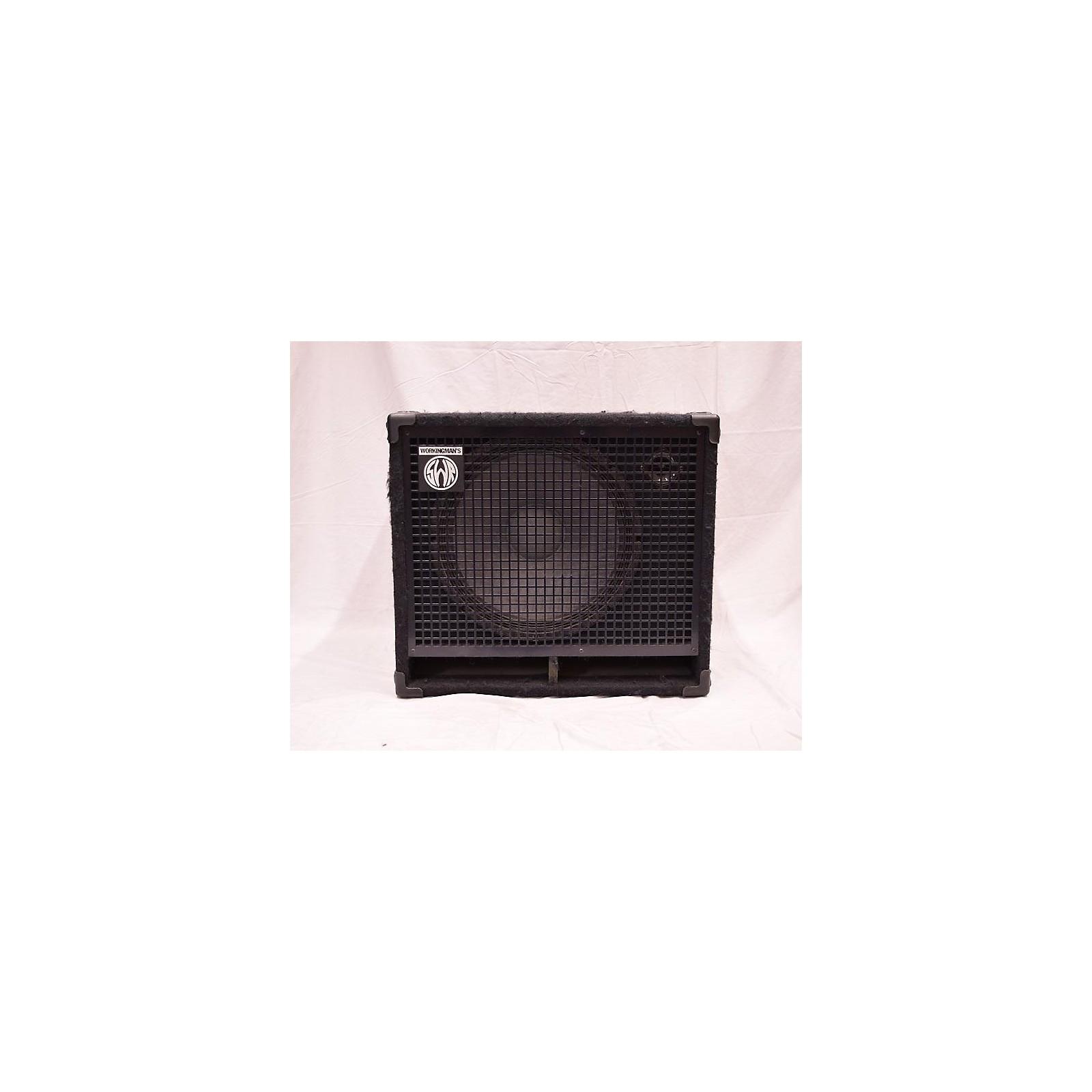 SWR 2013 WorkingPro 15 200W 1x15 Speaker Cab Guitar Cabinet
