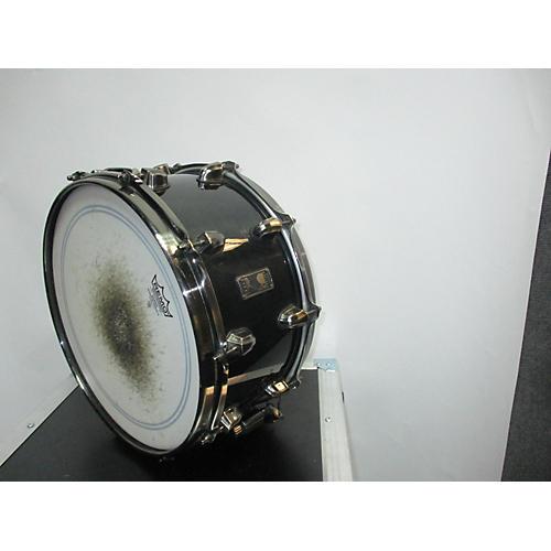 Mapex 2014 6X14 Black Panther Premium Snare Drum Black 13