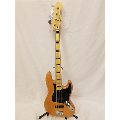 Squier 2014 Classic Vibe 70s Jazz Bass Electric Bass Guitar