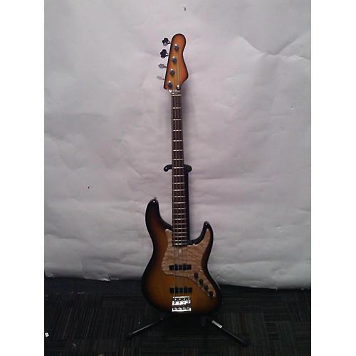 Brubaker 2014 JXB Standard Electric Bass Guitar Sunburst