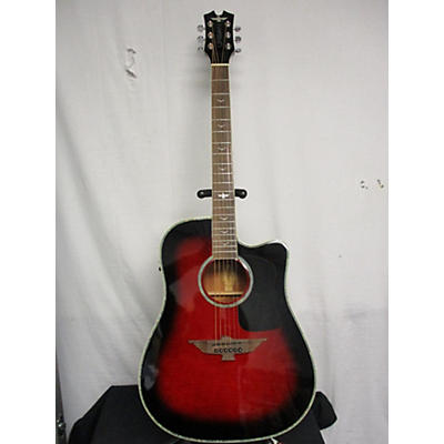 Keith Urban 2014 LIGHT THE FUSE COLLECTION Acoustic Electric Guitar