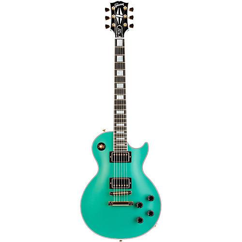 Gibson Custom 2014 Les Paul Custom Made To Measure '60s Slim Neck Gold Hardware Electric Guitar