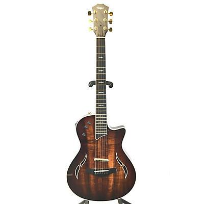 Taylor 2014 T5Z Custom Koa Hollow Body Electric Guitar
