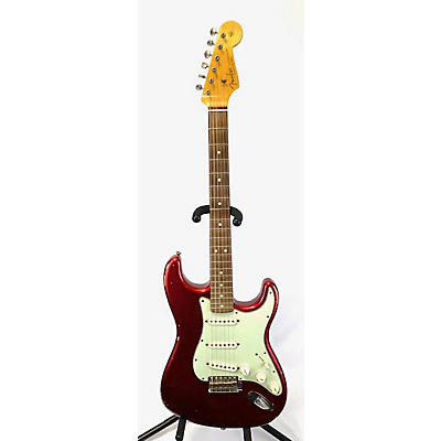 Fender 2015 1963 Relic Stratocaster Solid Body Electric Guitar