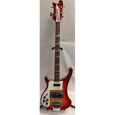 Rickenbacker 2015 4003 Left Handed Electric Bass Guitar