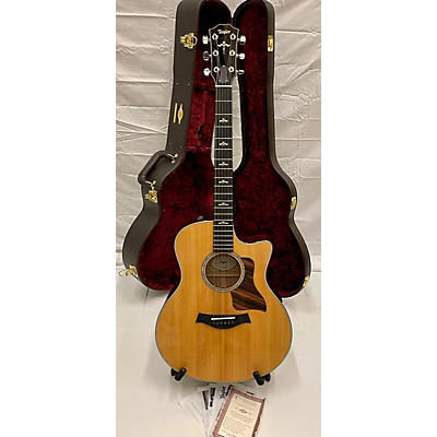Taylor 2015 616CE First Edition Acoustic Electric Guitar