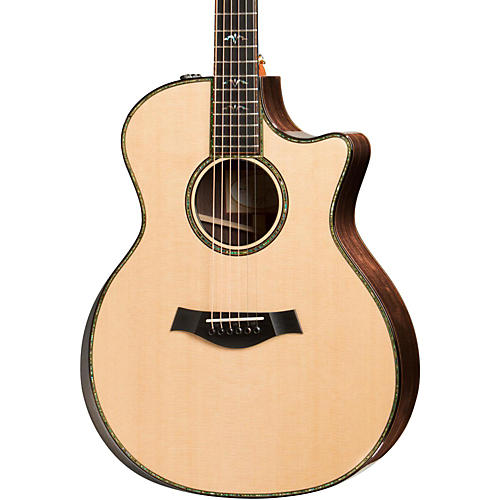 Taylor 2015 914ce-ES2 First Edition Grand Auditorium Acoustic-Electric Guitar