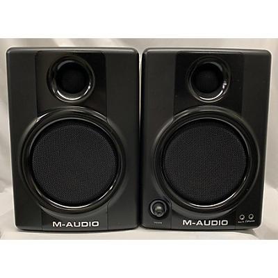 M-Audio 2015 AV40 PAIR Powered Monitor