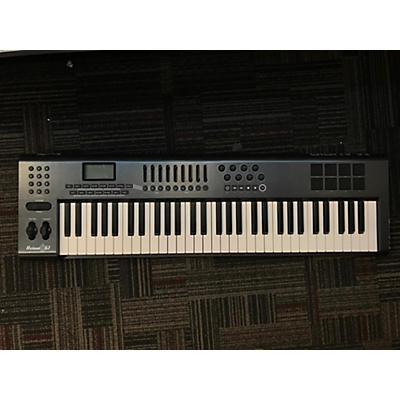 M-Audio 2015 Axiom 61 Key MIDI Controller