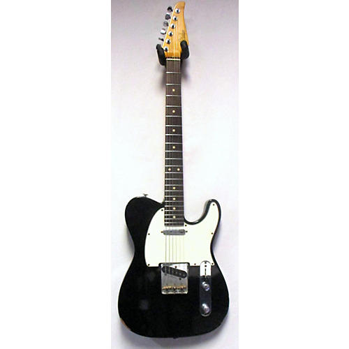 Suhr 2015 Classic T Antique Solid Body Electric Guitar Black