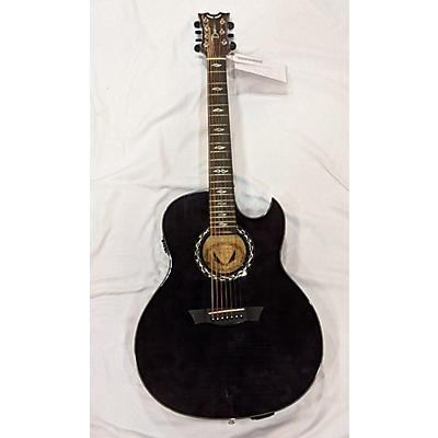 Dean 2015 Exultra7 Acoustic Electric Guitar