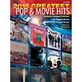 Alfred 2015 Greatest Pop & Movie Hits Easy Piano Book thumbnail
