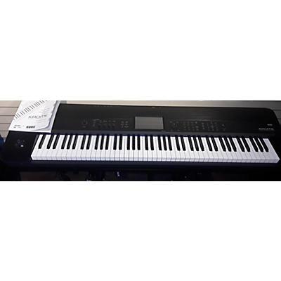 Korg 2015 Krome 88 Key Keyboard Workstation