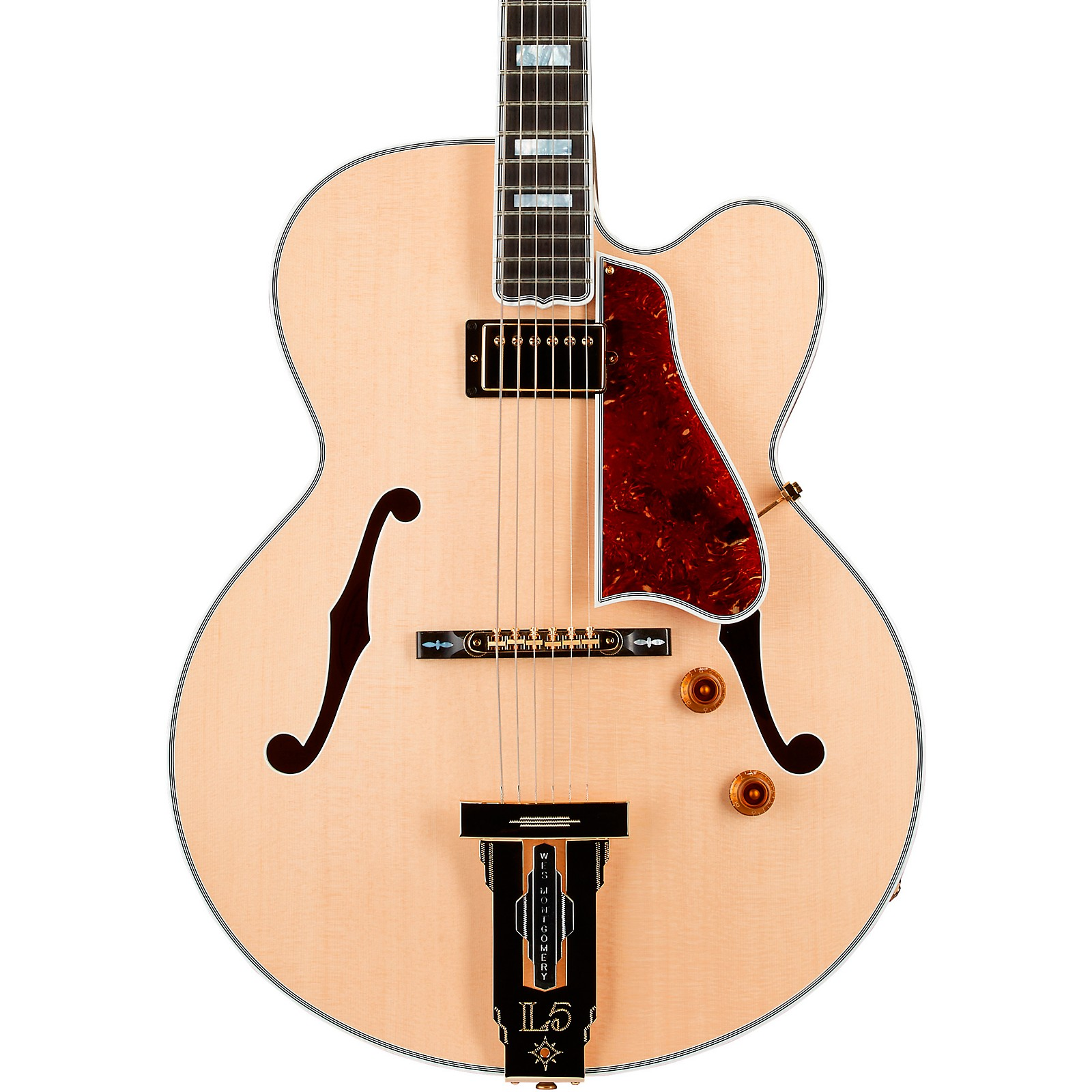 Gibson 2015 Wes Montgomery L-5 CES Hollowbody Electric Guitar