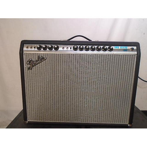 Fender 2016 1968 Custom Twin Reverb 85W 2x12 Tube Guitar Combo Amp