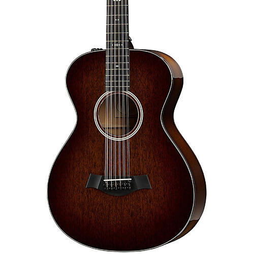 Taylor 2016 500 Series 562e 12-Fret Grand Concert 12-String Acoustic-Electric Guitar