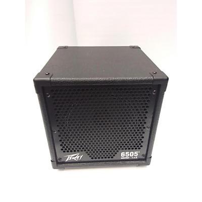 Peavey 2016 6505 MICRO 1 X 8 Guitar Cabinet