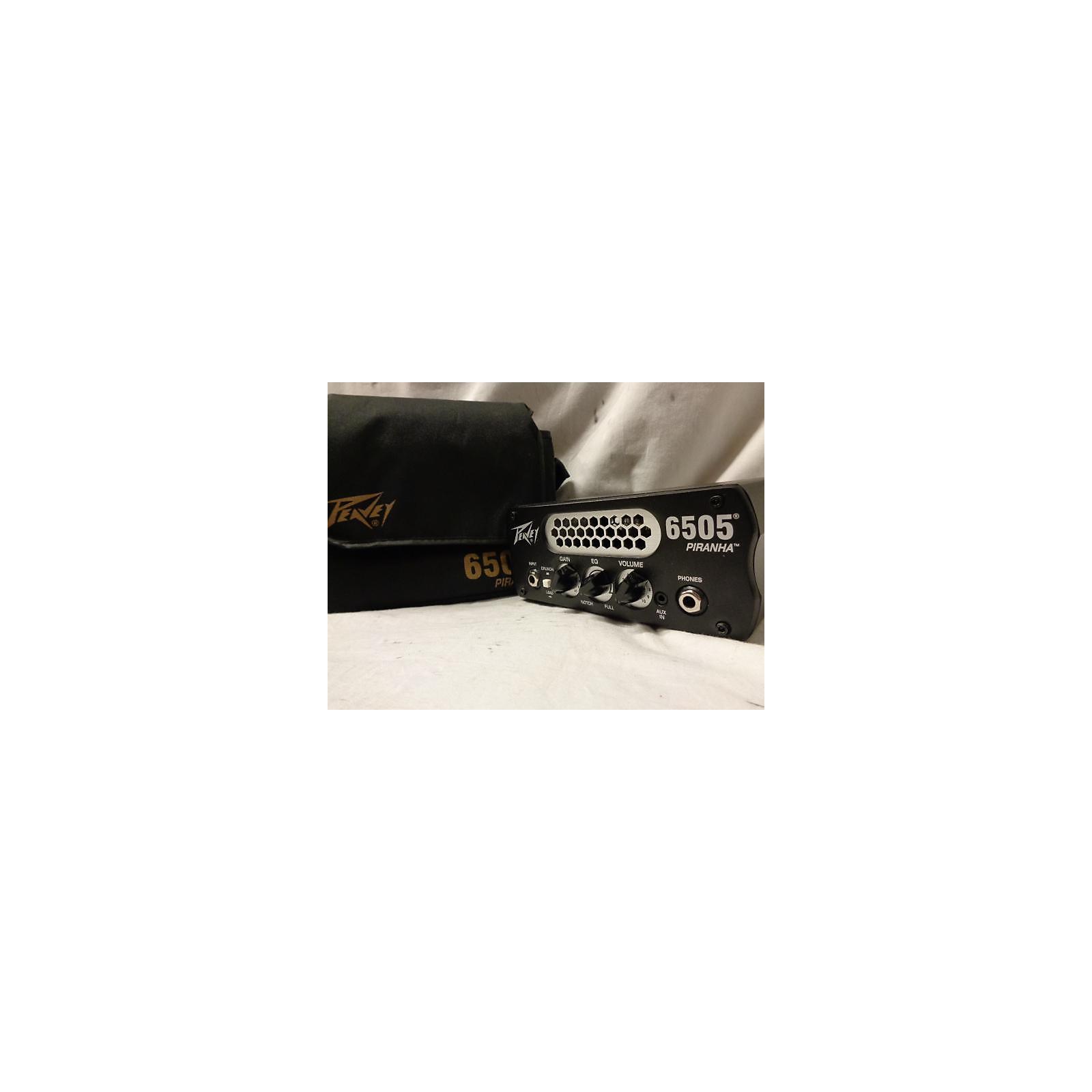 Peavey 2016 6505 Piranha 20W Tube Hybrid Guitar Amp Head