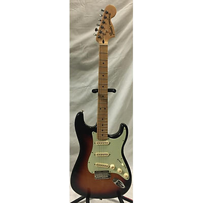 Fender 2016 Deluxe Roadhouse Stratocaster Solid Body Electric Guitar