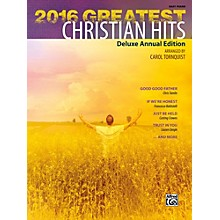 Alfred 2016 Greatest Christian Hits Easy Piano Songbook