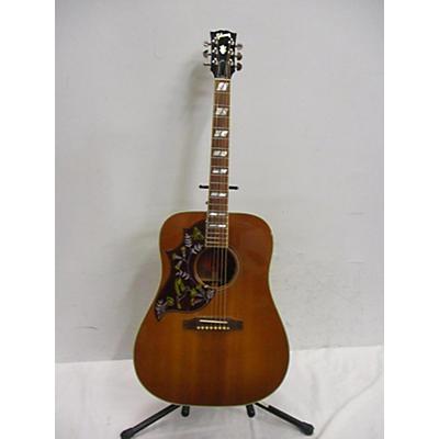 Gibson 2016 Hummingbird Custom Left Handed Acoustic Electric Guitar