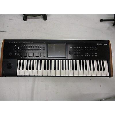 Korg 2016 Kronos X61 61 Key Keyboard Workstation