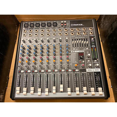 Mackie 2016 PROFX12 Unpowered Mixer
