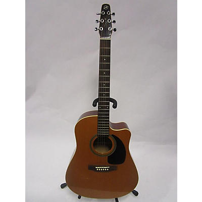 Seagull 2016 Performer CW GT Q1 Acoustic Electric Guitar