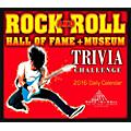 Hal Leonard 2016 Rock And Roll Hall Of Fame Daily Boxed Calendar thumbnail