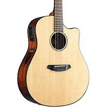 Open Box Breedlove 2016 Solo Dreadnought Acoustic Electric Guitar