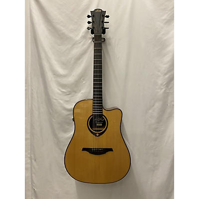 Lag Guitars 2016 T500DCE Acoustic Guitar