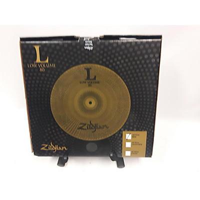 Zildjian 2017 18in L80 Low Volume Crash Cymbal