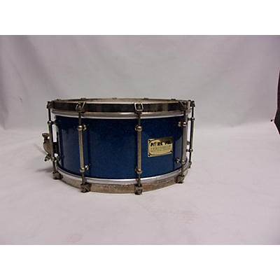 Pork Pie USA 2017 7X14 Custom Maple Snare Drum
