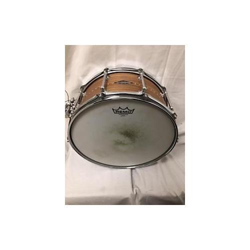 Craviotto 2017 7X14 Walnut Inlay Drum Walnut Inlay 17