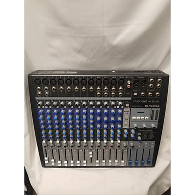 PreSonus 2017 AR16USB Digital Mixer